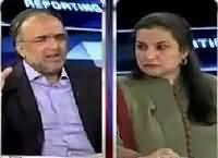 Nasim Zehra @ 8:00 (Punjab Govt Afraid of Rangers?) – 15th January 2016