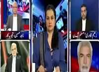 Nasim Zehra @ 8:00 (Shaam Mein Proxy War) – 1st November 2015