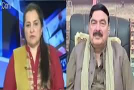 Nasim Zehra @ 8:00 (Sheikh Rasheed Ahmad Exclusive Interview) –21st January 2017