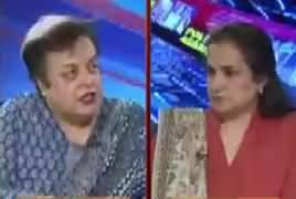 Nasim Zehra @ 8:00 (Shireen Mazari Exclusive Interview) – 23rd August 2019