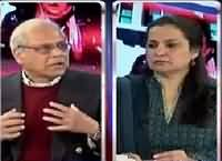 Nasim Zehra @ 8:00 (Sindh Assembly Ka Mutnaza Qanoon) – 16th January 2016