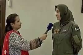 Nasim Zehra @ 8:00 (Special Show At PAF Museum) – 7th September 2018