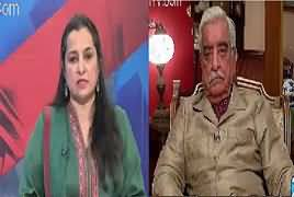 Nasim Zehra @ 8:00 (Trump Ban Effect on Pakistan) – 5th February 2017