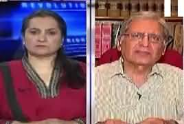 Nasim Zehra @ 8:00 (What Are The Reservations of PPP) – 6th May 2017