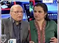 Nasim Zehra @ 8:00 (What Is The Solution of PIA Issue) – 7th February 2016
