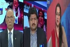 Nasim Zehra @ 8:00 (Why Commission Report Not Public) – 17th March 2017