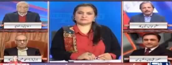 Nasim Zehra @ 8 (2018 Election Mein Khufia Hath) – 6th January 2018