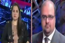 Nasim Zehra @ 8 (Shahzad Akbar Met JIT of Fake Accounts or Not?) - 21st December 2018