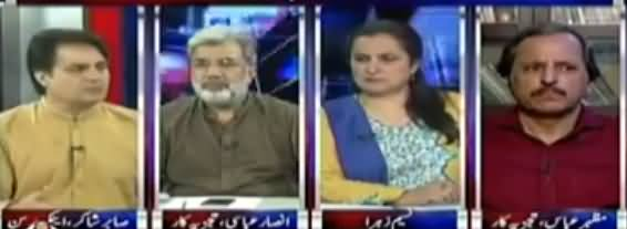 Nasim Zehra @ 8 (Article 62, 63 Rahe Ga Ya Nahi) - 4th August 2017