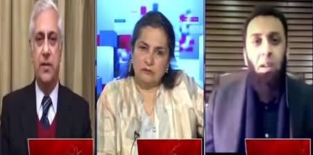 Nasim Zehra @ 8 (Broadsheet CEO Claims Nawaz Sharif Offered Bribe) - 11th January 2021