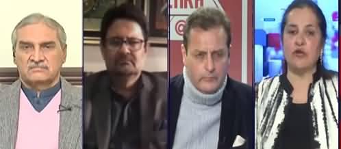 Nasim Zehra @ 8 (Broadsheet Chief's Allegations) - 13th January 2021
