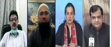 Nasim Zehra @ 8 (Coronavirus And Lockdown) - 5th May 2020