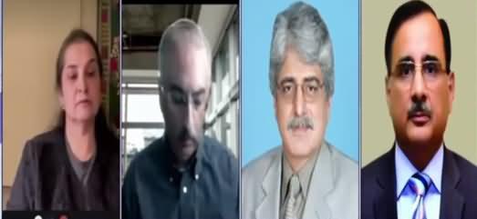 Nasim Zehra @ 8 (Coronavirus, Karachi Inquiry Report) - 10th November 2020