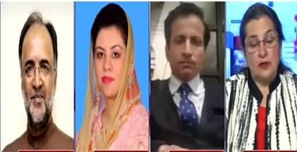 Nasim Zehra @ 8 (Deadlock Between Govt & Opposition?) - 22nd December 2020