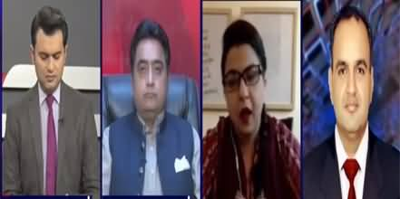 Nasim Zehra @ 8 (Differences Between PTI & PPP) - 7th September 2020