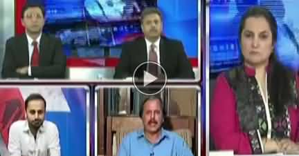 Nasim Zehra @ 8 (Discussion on Current Issues) - 13th October 2017