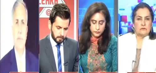 Nasim Zehra @ 8 (Does Government Want To Control Journalism?) - 2nd June 2021