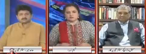 Nasim Zehra @ 8 (Election Mein Takheer Ki Baatein) - 2nd June 2018