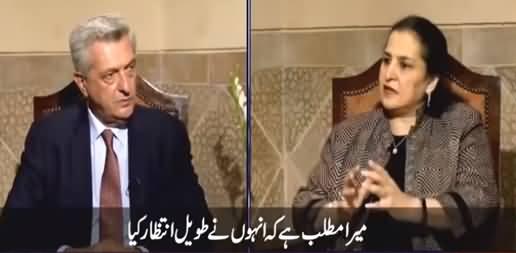 Nasim Zehra @ 8 (Filippo Grandi HC UNHCR Talks About Current Taliban Govt) - 20th September 2021