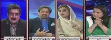 Nasim Zehra @ 8 (Finally Imran Khan Became PM) - 18th August 2018