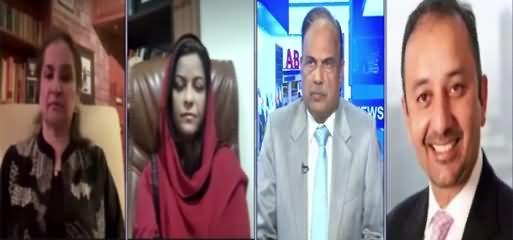 Nasim Zehra @ 8 (Govt Election Reforms & Opposition Stance) - 17th November 2020
