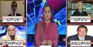 Nasim Zehra @8 (Govt's Policy on Kashmir) - 8th December 2019
