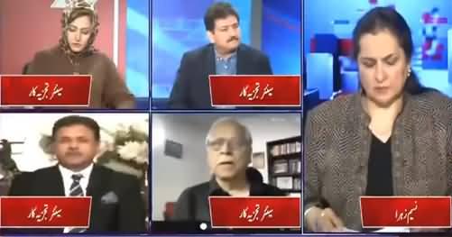 Nasim Zehra @ 8 (Govt's Response to TLP Demands) - 27th October 2021