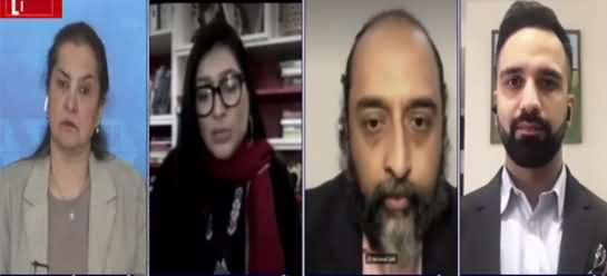 Nasim Zehra @ 8 (Govt's Strict Social Media Policy) - 25th November 2020