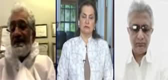 Nasim Zehra @ 8 (Govt Should Impose Lockdown) - 10th June 2020