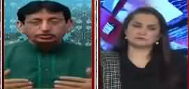 Nasim Zehra @ 8 (Hakumat Ki MQM Ko Manane Ki Koshish) - 18th January 2020