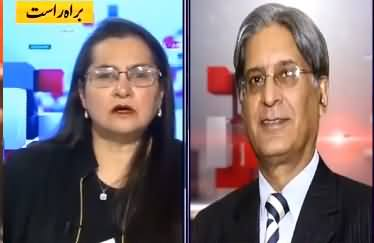 Nasim Zehra @ 8 (How To Stop Horse Trading) - 17th February 2021