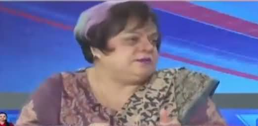 Nasim Zehra @ 8 (Human Rights Issues in Pakistan) - 26th August 2018