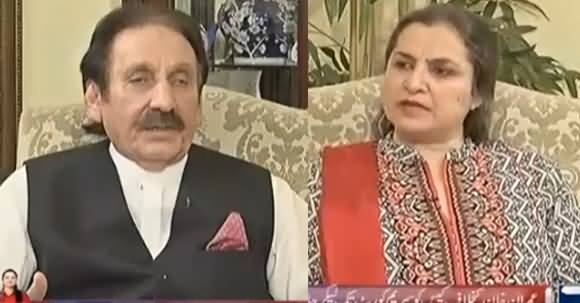 Nasim Zehra @ 8 (Iftikhar Chaudhry Exclusive Interview) - 10th June 2018