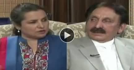 Nasim Zehra @ 8 (Iftikhar M Chaudhry Exclusive Interview) - 28th April 2018