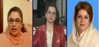 Nasim Zehra @ 8 (Imran Khan's Govt Confused on Coronavirus) - 8th June 2020