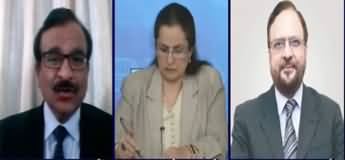 Nasim Zehra @ 8 (Imran Khan's Soft Lockdown) - 1st June 2020