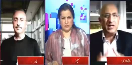 Nasim Zehra @ 8 (India's Offer Of Negotiations, Pakistan's Economy?) - 5th May 2021