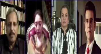 Nasim Zehra @ 8 (JIT Reports Controversy) - 7th July 2020