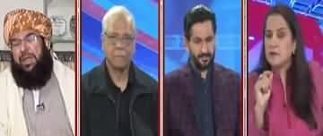 Nasim Zehra @ 8 (Kia Hakumat Jaane Wali Hai) - 24th November 2019
