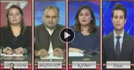 Nasim Zehra @ 8 (Kia Opposition Mutihid Ho Paye Gi) - 26th October 201