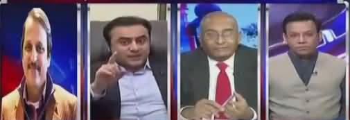 Nasim Zehra @ 8 (MQM Pakistan Aur PSP Ki Kia Majbori) - 12th November 2017