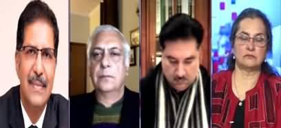 Nasim Zehra @ 8 (NAB Laws Mein Tarmeem Mein Rukawat Kia?) - 21st December 2020