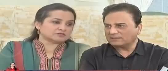 Nasim Zehra @ 8 (Naeem Bukhari Exclusive Interview) – 18th March 2018