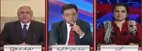 Nasim Zehra @ 8 (Nawaz Sharif Ka Bayania) - 20th May 2018