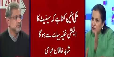Nasim Zehra @ 8 (Nawaz Sharif's Passport Expired) - 15th February 2021
