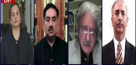Nasim Zehra @ 8 (Nawaz Sharif's Return) - 24th August 2020