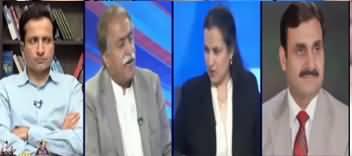 Nasim Zehra @ 8 (Nawaz Sharif Wapis Ayein Ge?) - 3rd March 2020