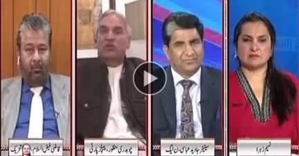 Nasim Zehra @ 8 (Opposition Ka Ittehad) - 30th December 2017