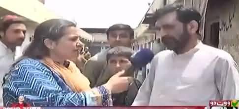 Nasim Zehra @ 8 (Peshawar Ki Awam Kia Kehti Hai) - 15th July 2018