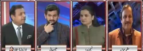 Nasim Zehra @ 8 (PPP's Game Over in Sindh?) - 30th December 2018